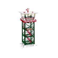 PRE-ORDER Lionel O Gauge Santa Tracker Command Tower #2029210