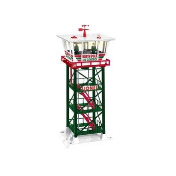 PRE-ORDER Lionel O Gauge Santa Tracker Command Tower #2029210