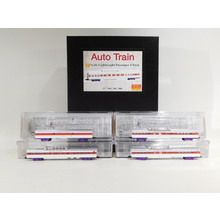 Micro-Trains Z Scale  Auto Train Passenger Car 4-Pack #99401230 #TOTES1