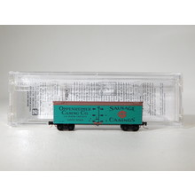 Brand New Micro Trains Z Scale Oppenheimer Wood Reefer #51800691