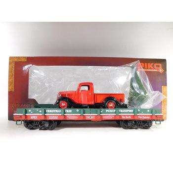 Piko G Christmas Tree Pickup Transport #38768 #TOTES1