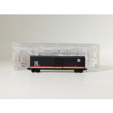 Micro-Trains Z Scale Kansas City Southern 50' Standard Single Door Box Car #50500372 #TOTES1