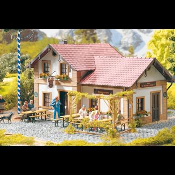 Piko G Scale Beer Garden Cafe #62022
