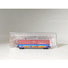 Micro-Trains Z Scale BNSF Halloween Graffiti #51800610 #TOTES1