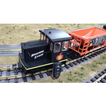 PIKO G Halloween Hauler R/C Train Set # 38153