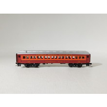 """Atlas N Scale Conway Scenic Railroad """"Presidential Range"""" 60' Coach #50005027 #TOTES1"""
