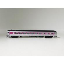 Rapido N Scale MBTA Coach #2652 #517029 #TOTES1