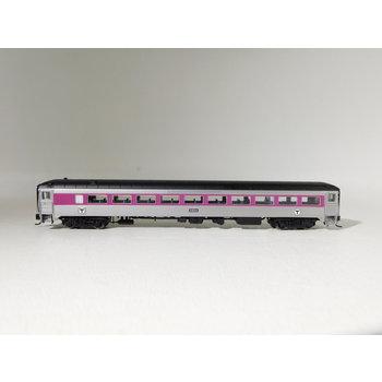 Rapido N Scale MBTA Coach #2554 #517028 #TOTES1