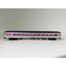 Rapido N Scale MBTA Boston & Maine Decal Coach #2532 #517027