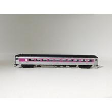 Rapido N Scale MBTA Coach #2530 #517026 #TOTES1