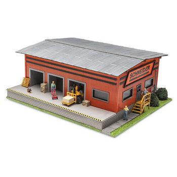Menards O Scale Schneider® Freight Building # 279-5098