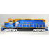 MTH Trains MTH O New England Central # 4048 GP-40 Diesel/Proto3.0 # 20-21205-1