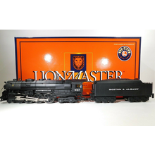 Lionel O Gauge Used Boston & Albany J3a Hudson 4-6-4 Steam Loco & Tender #6-38086 C#4