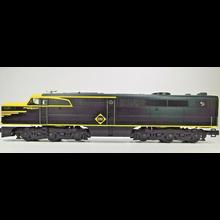 Lionel O Gauge 2000 Erie Alco PA-1 Diesel Locomotive #6-18961 C#129