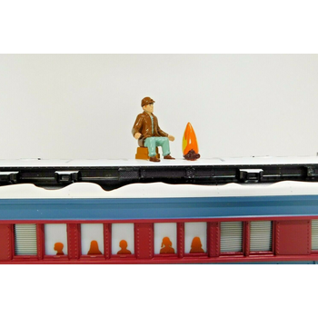 Lionel O The Polar Express™ Disappearing Hobo Car # 6-84602
