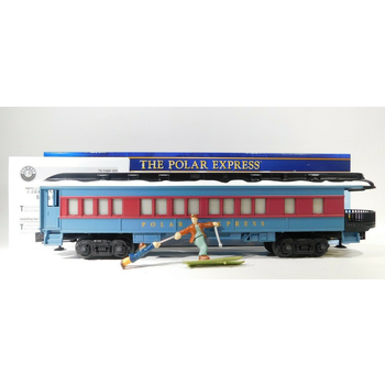 Lionel O The Polar Express™ Skiing  Hobo Observation Car #6-85400