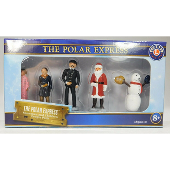 Lionel O The polar Express Snowman and children people pack # 1830010 #TOTES1