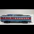 Lionel O The Polar Express™ Diner Car # 6-84604