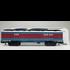 Lionel O Polar Express Baggage Car # 6-84605