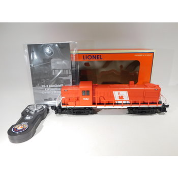 Lionel O Gauge Central of New Jersey LionChief RS-3 #1219 #1934060 #TOTES1