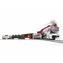 Lionel O Gauge Winter Wonderland Express Set #1923150 #TOTES1