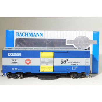 Bachmann HO Missouri Pacific Track cleaning car # 16318