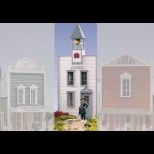 Piko G Scale White School House # 62215