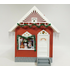 Piko G Santa's House Built-Up # 62703