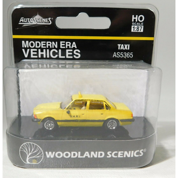 Woodland Scenics HO Scale Taxi # AS5365
