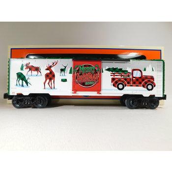 Lionel O Gauge 2020 Christmas Boxcar #2028200