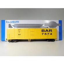 Bachmann HO Scale BAR 50' Steel Reefer #17908
