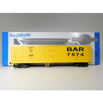 Bachmann HO Scale BAR 50' Steel Reefer #17908