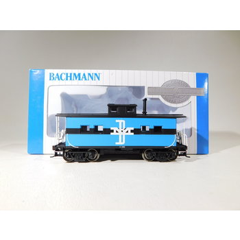 Bachmann HO Scale Boston & Maine Steel Caboose #16818