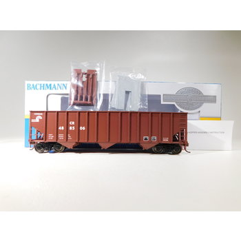 Bachmann HO Scale Bethlehem Steel 100-Ton 3-Bay Hopper Conrail #18712