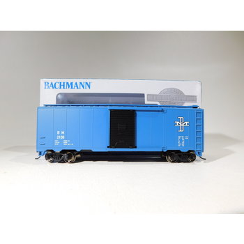 Bachmann HO Scale Boston & Maine 40' Steel Boxcar #16003
