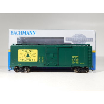 Bachmann HO Scale Maine Central Boxcar #17011