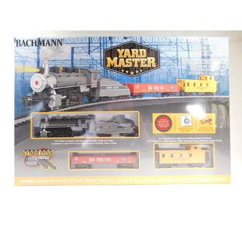 Bachmann HO Scale Yard Master Set #00761