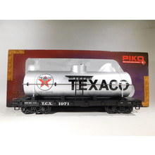 Piko G Scale Texaco Tank Car 1971 #38767