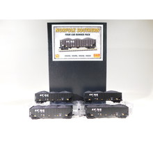 Micro-Trains N Scale Norfolk Southern Four Car Runner Pack #99300169