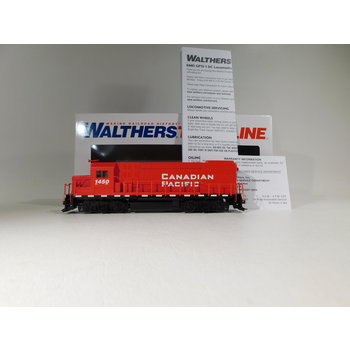 Walthers HO Scale Canadian Pacific GP15-1 Diesel Locomotive #931-2501