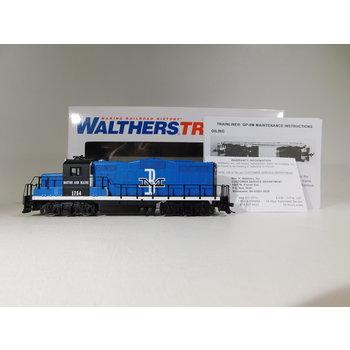 Walthers HO Boston & Maine GP9 Diesel Locomotive #931-451