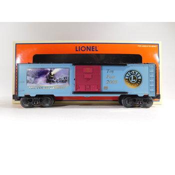 Lionel O Gauge Polar Express 2005 Toy Fair Boxcar #6-29925 C#93