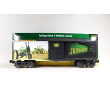 Lionel O Gauge John Deere Boxcar #6-83944