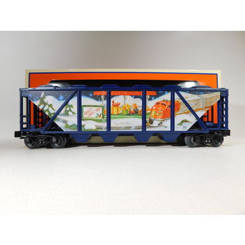 Lionel O Gauge Angela Trotta Thomas Christmas Hopper Car #2028450