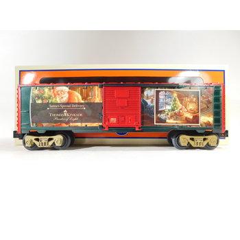 Lionel O Gauge Thomas Kinkade - Santa's Special Delivery Boxcar #2028510