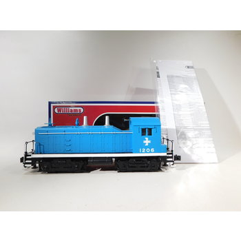 Pre-Owned - Williams O Gauge Boston & Maine NW-2 Locomotive #21650 C#192 #TOT