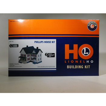Lionel HO Scale Phillips' House Kit #1967150 #TOTES1