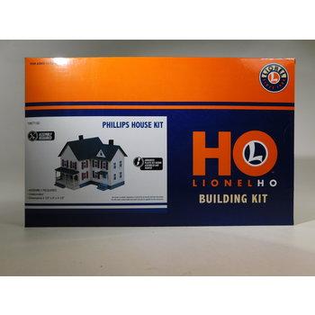 Lionel HO Scale Phillips' House Kit #1967150