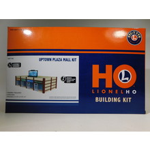 Lionel HO Scale Uptown Plaza Mall Kit #1967180 #TOTES1