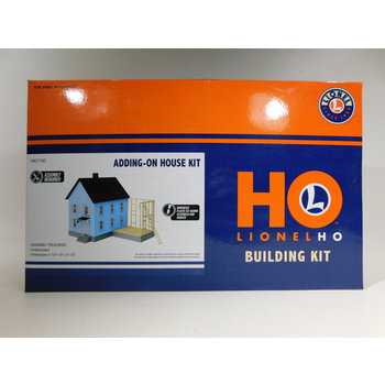 Lionel HO Scale Adding-On House Kit #1967130 #TOTES1